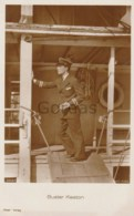 Buster Keaton - Actor - Comedian - Attori