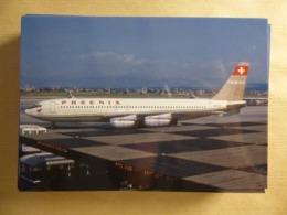 PHOENIX  B 707-131   HB-IEG - 1946-....: Moderne