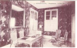 Cpa 63 Royat - Ordre Des Franciscaines , Le Petit Hall - Royat