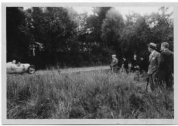 FRANCORCHAMPS Grand Prix 1937 : Le Roi Léopold III Et Son Frère Assistent à La Course - Grand Prix / F1