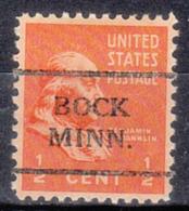 USA Precancel Vorausentwertung Preo, Locals Minnesota, Bock 708 - Vereinigte Staaten