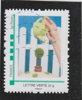 FRANCE MONTIMBRAMOI ARROSOIR PLANTE OBLITERE - Personalized Stamps (MonTimbraMoi)