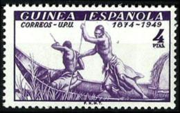 Guinea Española Nº 275 En Nuevo - Spanish Guinea