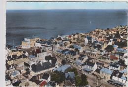 EN AVION AU DESSUS DE COUTAINVILLE VUE GENERALE 1954 TBE - Autres Communes