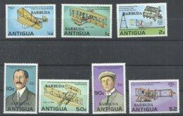 ANTIGUA  YVERT  484/90   MNH  ** - Antigua & Barbuda (...-1981)