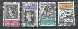 ANTIGUA  YVERT  536/39   MNH  ** - Antigua & Barbuda (...-1981)