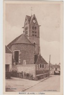 CARTE POSTALE   MAINCY 77  L'église - Otros Municipios