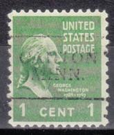 USA Precancel Vorausentwertung Preo, Locals Minnesota, Canton 701 - Vereinigte Staaten