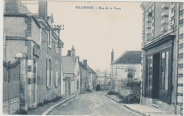 CARTE POSTALE   SELOMMES 41  Rue De La Poste - Selommes