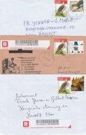 Buzin Reco Visarend 3xPc031 - 1985-.. Birds (Buzin)