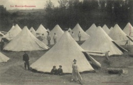 La Haute Garonne CAMP De BOUCONNE  Près Toulouse Les Tentes Madame Balaye  Labouche RV - Sonstige Gemeinden