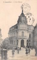 ANGOULEME CAISSE D EPARGNE TRESOR 153  17-1024 - Angouleme
