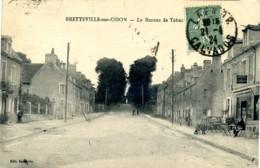 Bretteville-sur-Odon. Le Bureau De Tabac. ((14 Calvados). - Francia