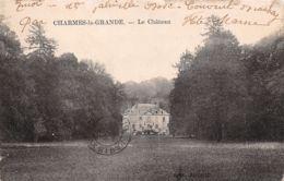 CHARMES LA GRANDE LE CHÂTEAU  17-0377 - France