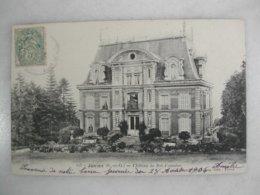 JUVISY SUR ORGE - Château De Bel-Fontaine - Juvisy-sur-Orge