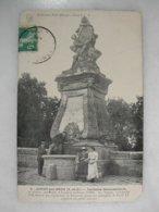 JUVISY SUR ORGE - Fontaine Monumentale (animée) - Juvisy-sur-Orge