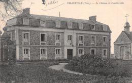 EMANVILLE CHÂTEAU DE COUILLERVILLE  17-0167 - France