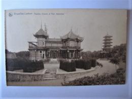 BELGIQUE - BRUXELLES - LAEKEN - Le Pavillon Chinois - Laeken