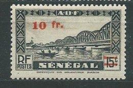 SENEGAL  N° 194 * TB - Unused Stamps
