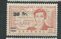 SENEGAL  N° 196 * TB 1 - Unused Stamps
