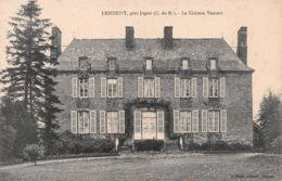LESCOUET PRES JUGON CHÂTEAU VAUVERT  17-0205 - Francia