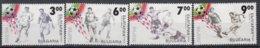 BULGARIJE - Michel - 1994 - Nr 4115/18 - MH* - Bulgarie