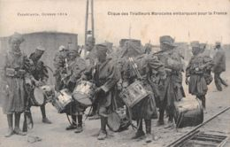 MILITARIA TIRAILLEURS MAROCAINS  17-0133 - Oorlog 1914-18