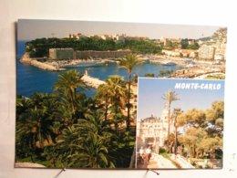 Monaco - Le Port Et Le Rocher .... - Harbor