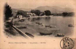 83 - Environs D'Hyères-les-Palmiers - CARQUEIRANNE - Carqueiranne