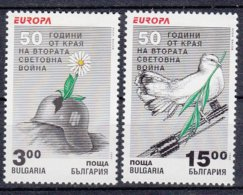 BULGARIJE - Michel - 1995 - Nr 4151/52 - MH* - Bulgarie
