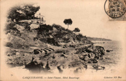 83 - CARQUEIRANNE - Saint-Vincent, Hôtel Beaurivage - Carqueiranne