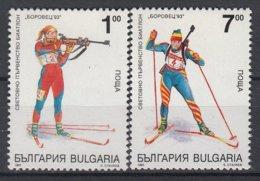 BULGARIJE - Michel - 1993 - Nr 4044/45 - MH* - Bulgarie