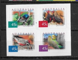 Australie N° 1970 à 1973** Auto-adhésifs - 2000-09 Elizabeth II