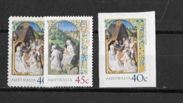 Australie N°1996 à 1997** Et 1998** Auto-adhésif - 2000-09 Elizabeth II