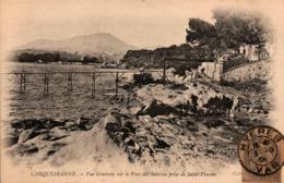 83 - CARQUEIRANNE - Vue Générale Sur Le Pont Des Salettes Prise De Saint-Vincent - Carqueiranne