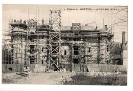 MONNAIE CHATEAU DU MORTIER CONSTRUCTION ANIMEE - Monnaie