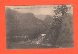 Piovene Rocchette Birreria Zanella Cpa Viaggiata 1917 Da Marano X Bari - Vicenza