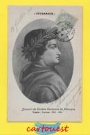CPA   ♦♦☺ PETRARQUE POETE SOUVENIR DU SIXIEME CENTENAIRE DE PETRARQUE AVIGNON 1904 ֎ - Historische Figuren