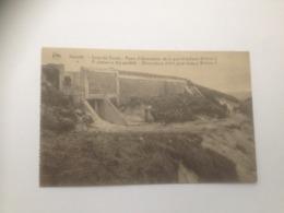 Knocke  Knokke  Dans Les Dunes Poste D'observation De La Grande Batterie Wilhem II  BATTERIE EERSTE WERELDOORLOG - Knokke