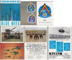 Belgian Army Helicopter Team - Avión