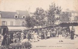 95. Montmorency. Marché Voyagée Tbe - Montmorency