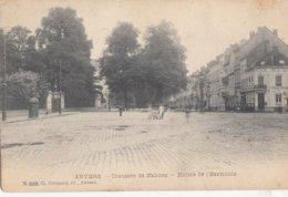 ANTWERPEN / MECHELSE STEENWEG / INGANG HARMONIE / CAFE PETIT PARIS  1907 - Antwerpen
