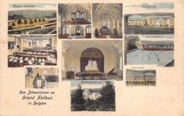 België Beglique  La Roche En Ardenne  Das Johanninum Zu Grand Halleux In Belgien      M 1396 - La-Roche-en-Ardenne
