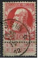 74  Obl Relais Maissin   15 - 1905 Thick Beard