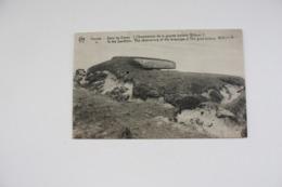 Knokke  Knocke  Dans Les Dunes  L'Observatoire  De La Grande Batterie Wilhem II  BATTERIE EERSTE WERELDOORLOG - Knokke