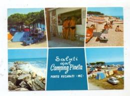 I 62017 PORTO RECANATI, Camping Pineta - Andere Städte