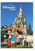 DISNEYLAND RESORT PARIS - Disney