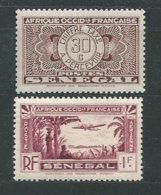 SENEGAL  TAXE N° 26 +A3  *  TB - Senegal (1887-1944)