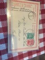 Entier 138 + Timbre 137 1920 Contich Pour Esschen - Stamped Stationery