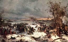 NAPOLEON GUESSE 1812 Battle SMOLENSK Red Russian Lapin/ CPA    / LOT 1651 - Autres Illustrateurs